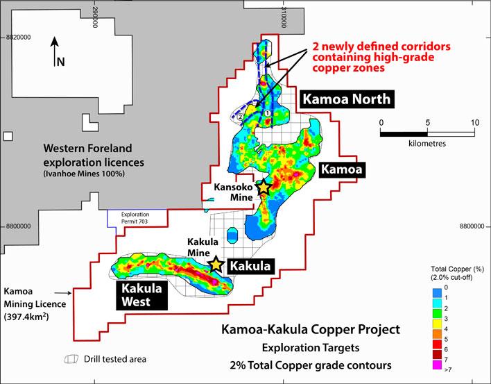 Kamoa-Kakula Project | Ivanhoe Mines Ltd